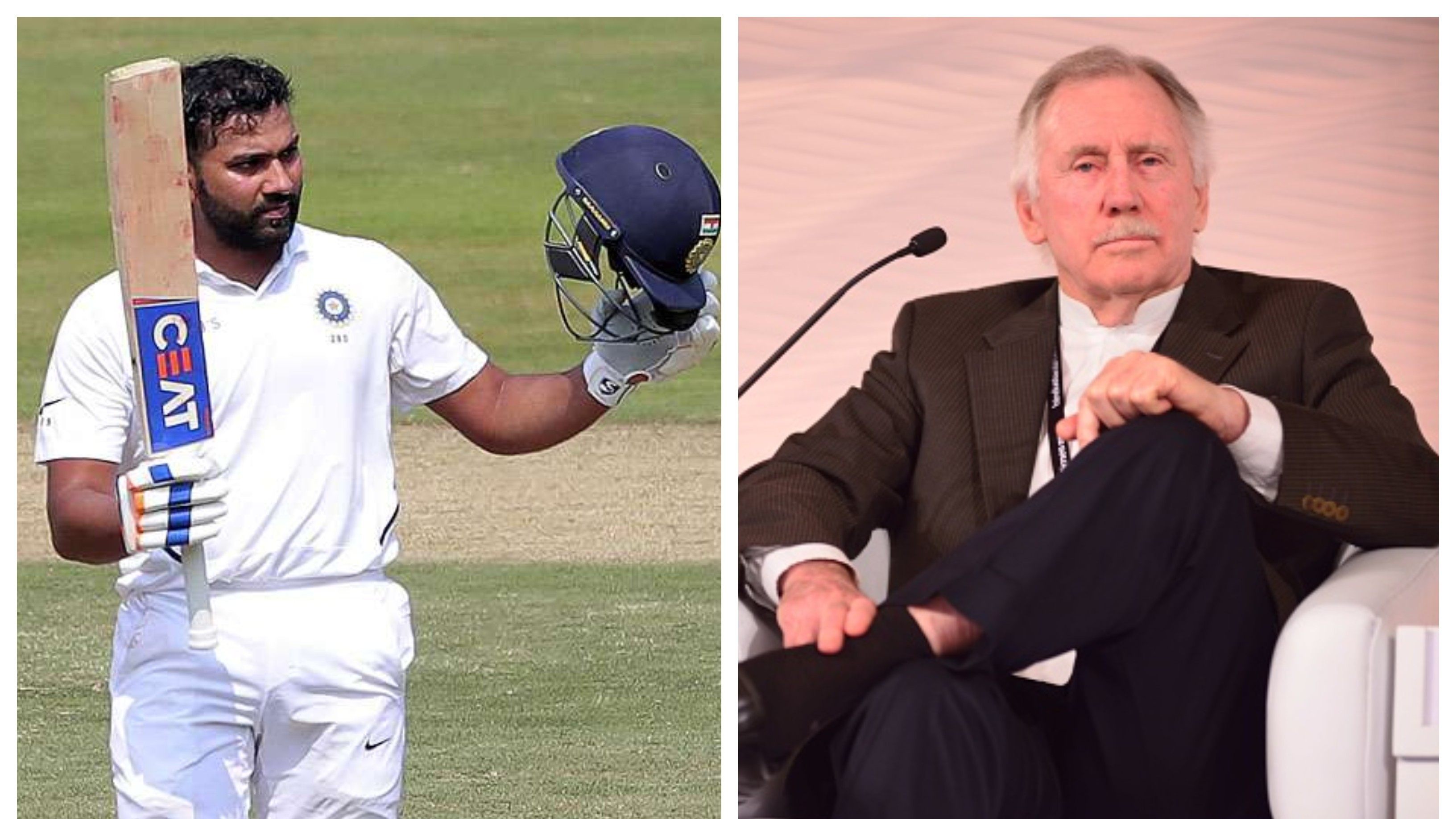 IND v SA 2019: Ian Chappell in support of Rohit Sharma's promotion as Test opener