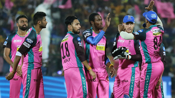 IPL 2019: Rajasthan Royals to don pink jersey in the upcoming season