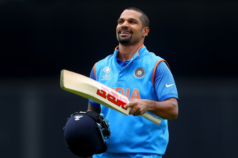 Shikhar Dhawan's Twitter account was hacked | Getty