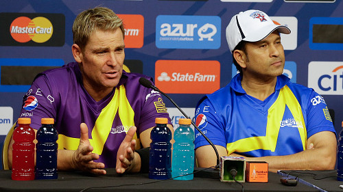 Shane Warne opens up about his differences with Sachin Tendulkar over US exhibition matches