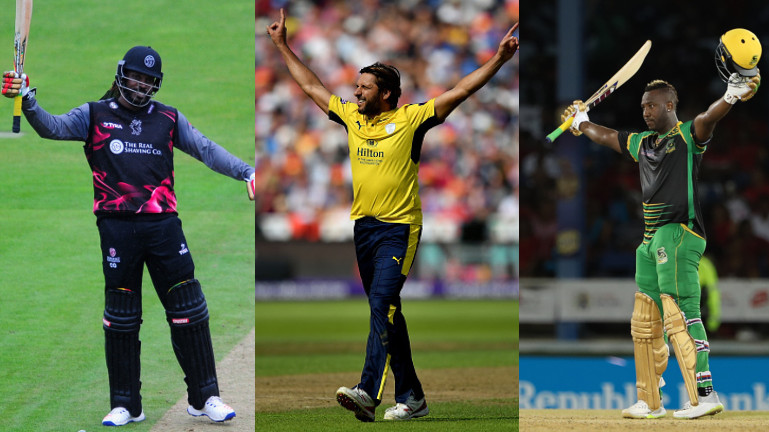 T20 stars like Shahid Afridi, Chris Gayle and Andre Russell to be part of Afghanistan Premier League