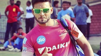 Rishabh Pant chooses trekking as he takes up the #Fitness Challenge