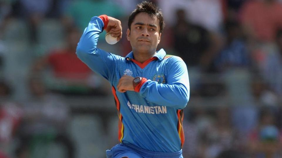 Rashid Khan set to outsmart the Indian batsmen with 'five different types of deliveries'