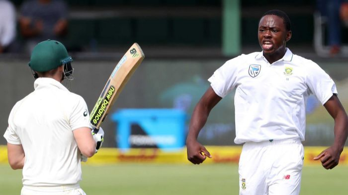 SA vs AUS 2018: Rabada awaits verdict on his send off to Steve Smith
