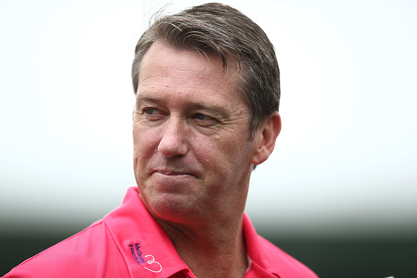Glenn McGrath played for Australia 14-year | Getty Images