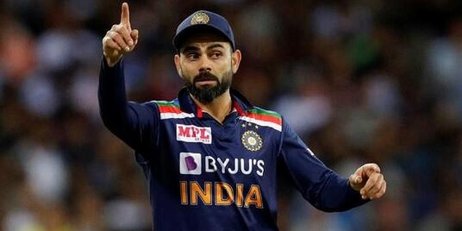 Virat Kohli will step down as captain in T20Is after the T20 World Cup 2021
