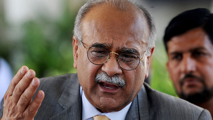 PCB Chief Najam Sethi says that it is upto BCCI now to ensure bilateral series between India and Pakistan