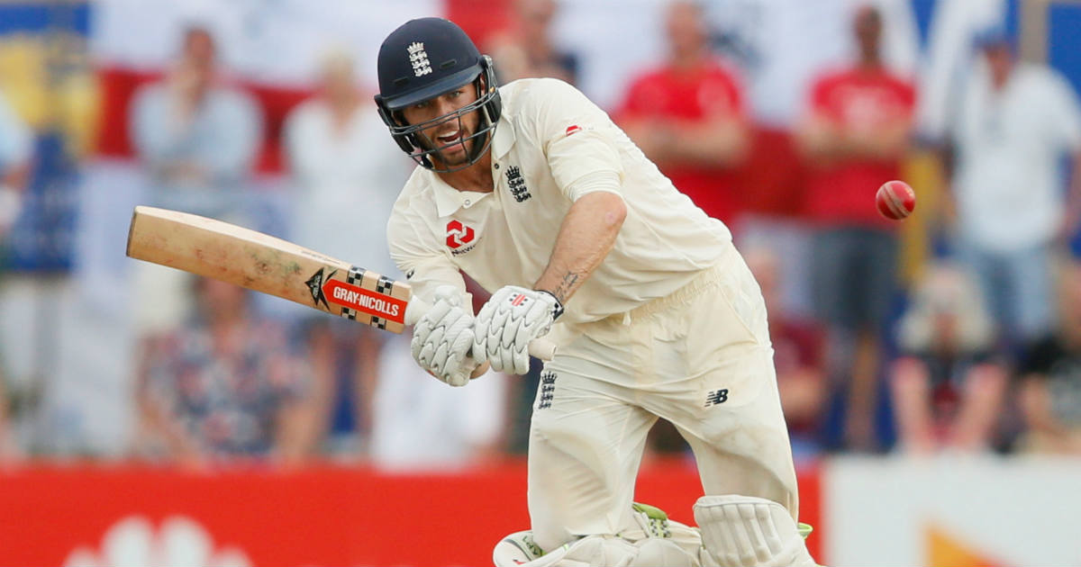 Ben Foakes shines on Test debut, smacked a ton against Sri Lanka at Galle | Reuters