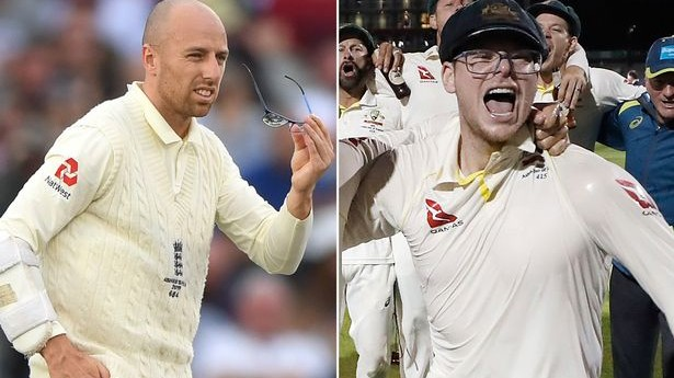 ASHES 2019: Did Steve Smith mock Jack Leach with glasses celebration after retaining the Ashes?