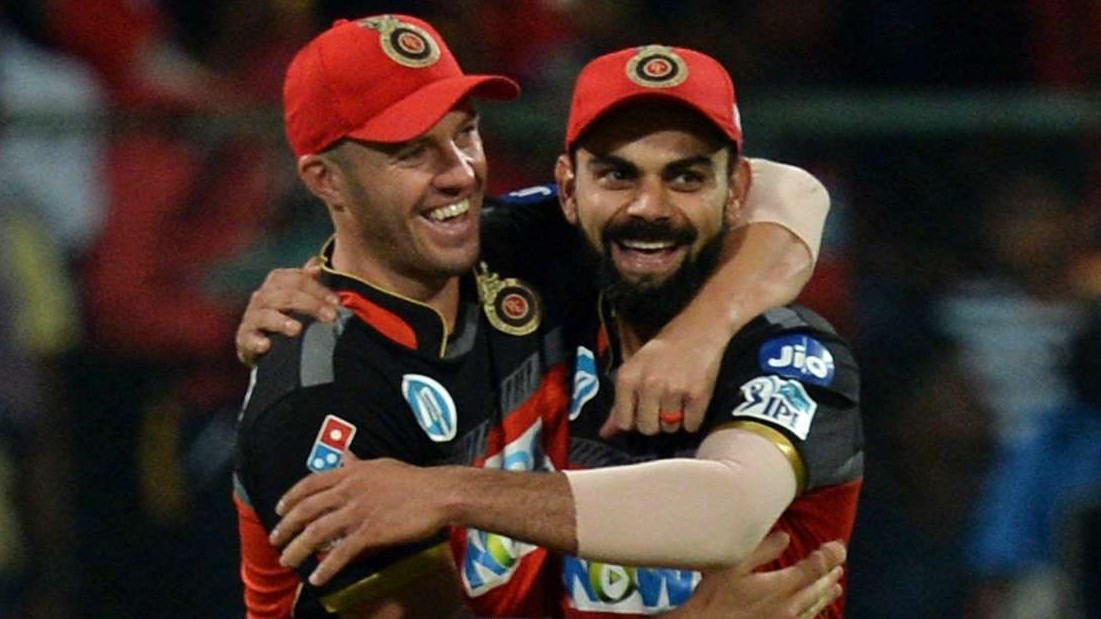 Virat Kohli receives special birthday wishes from AB de Villiers and his IPL franchise RCB