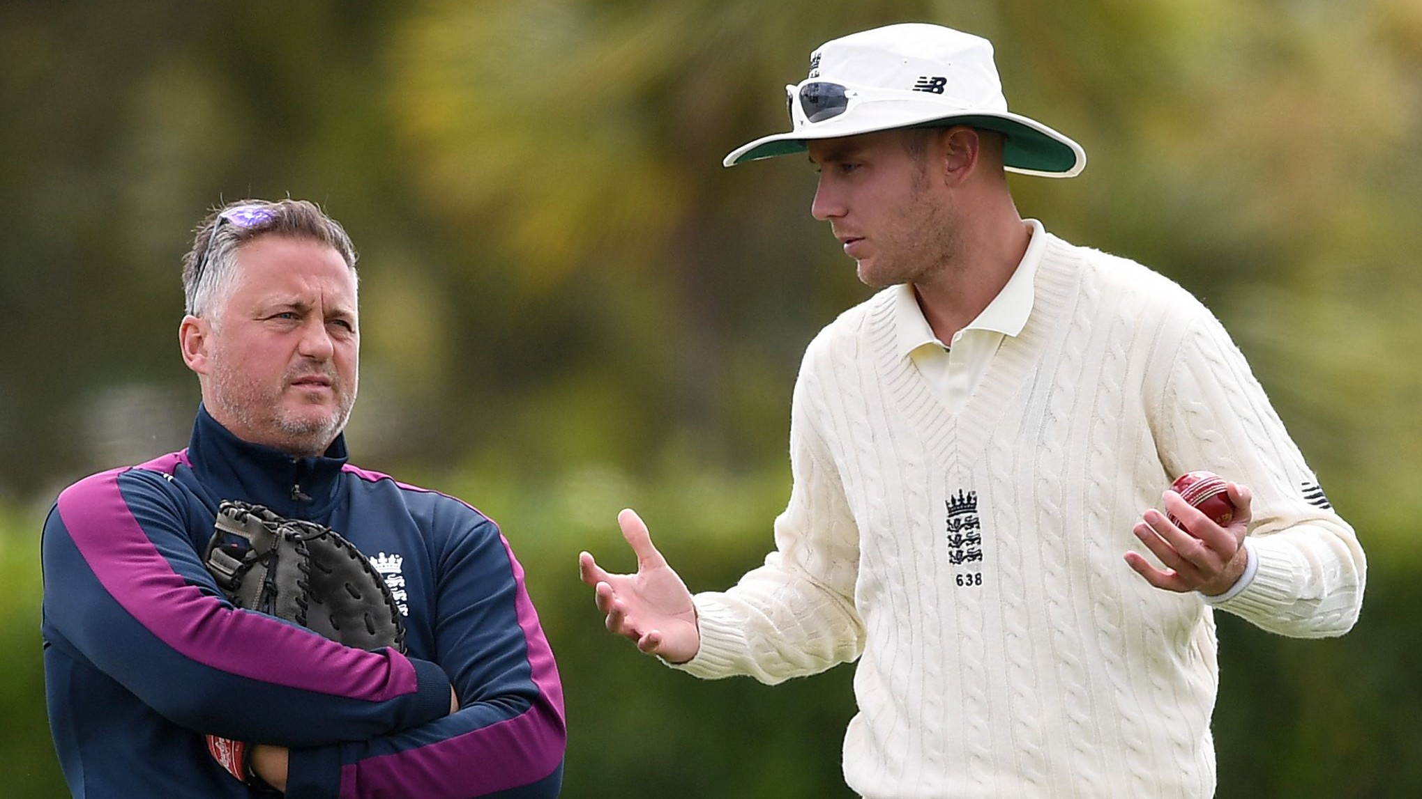 ENG v WI 2020: Darren Gough 'really surprised' at omission of Stuart Broad from 1st Test