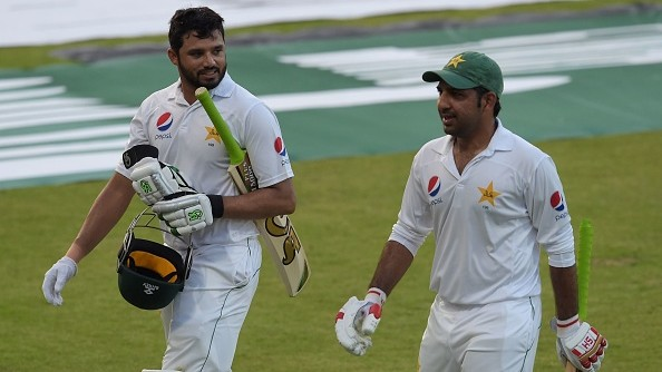 Azhar Ali could replace Sarfaraz Ahmed as Pakistan's Test captain