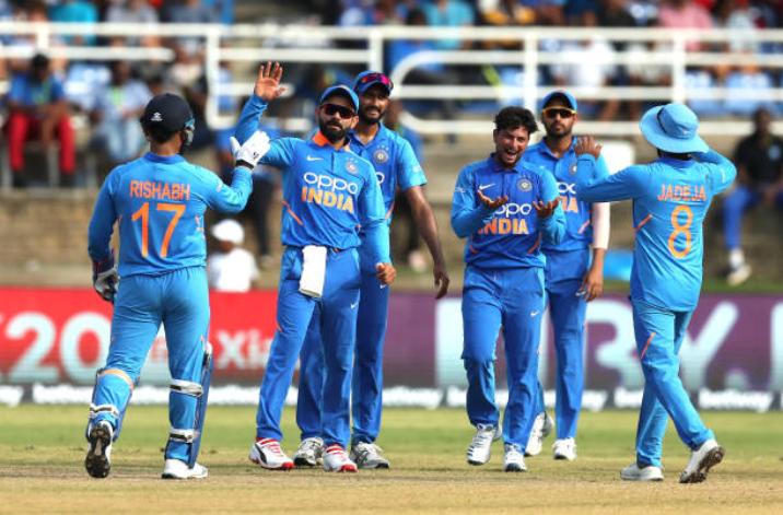 भारतीय क्रिकेट टीम   getty