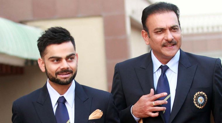 According to Shastri, the captain is the most important person in the team