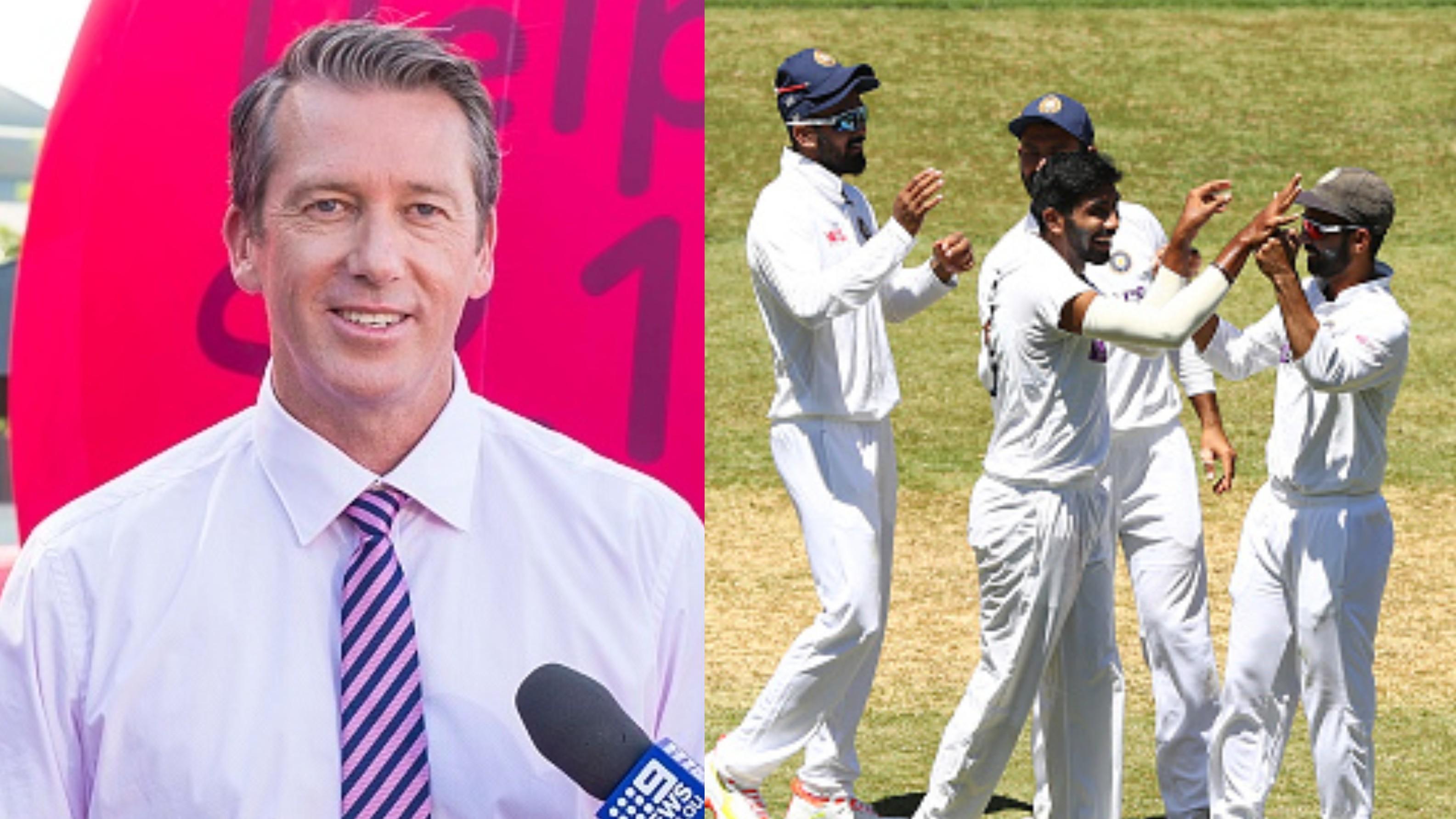 AUS v IND 2020-21: Glenn McGrath lauds Ajinkya Rahane's captaincy as India bundles Australia out for 195