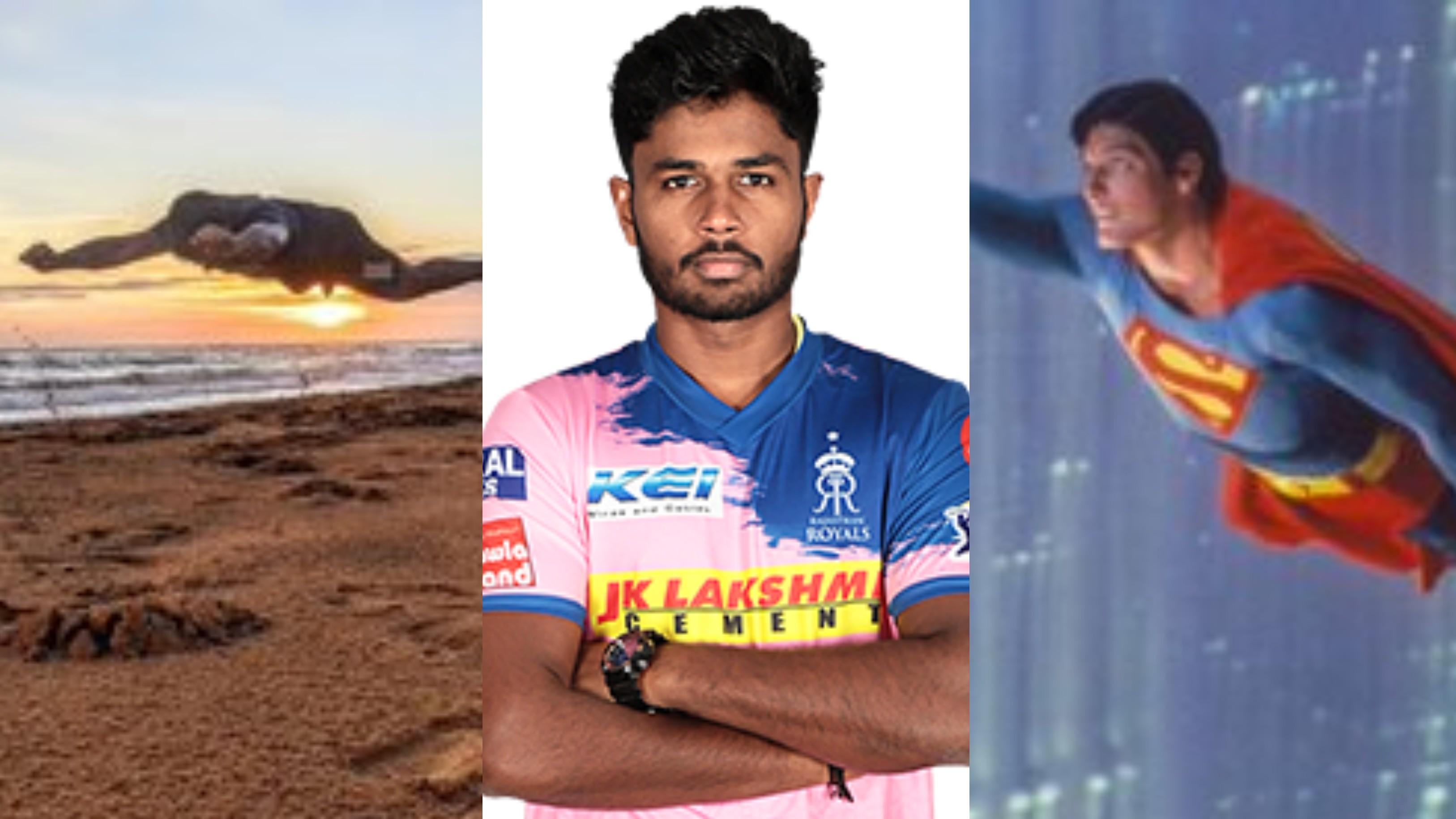 Rajasthan Royals compare Sanju Samson to