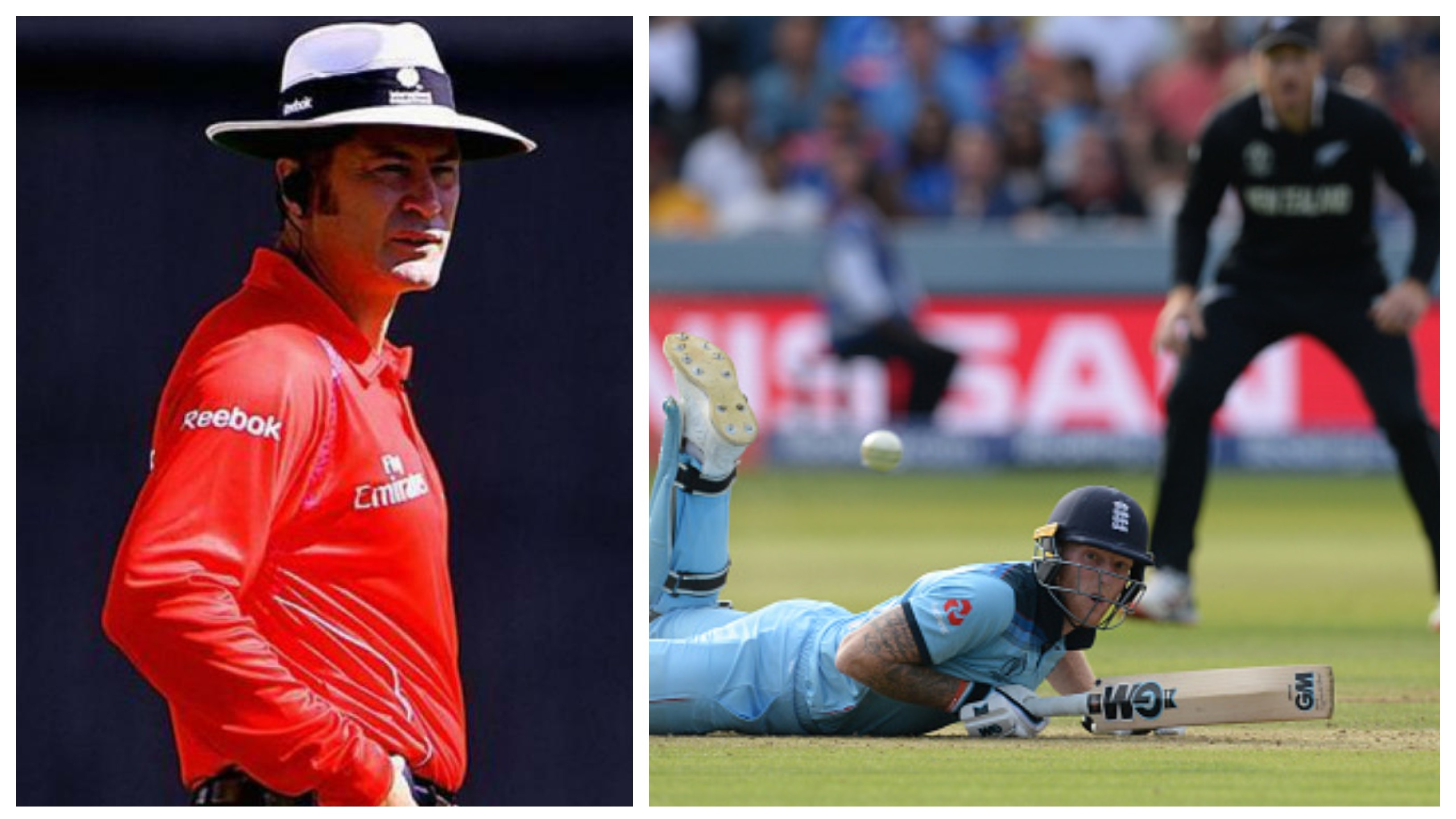 """CWC 2019: """"Clear mistake was made in awarding England six runs"""", claims Simon Taufel"""