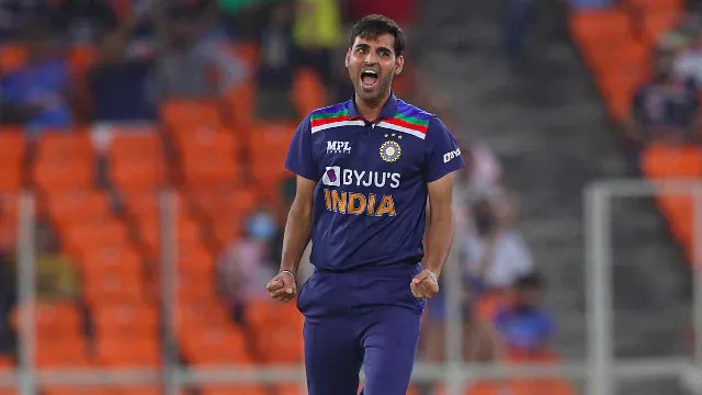 Bhuvneshwar Kumar admits he didn't realise importance of adding pace to his bowling early on