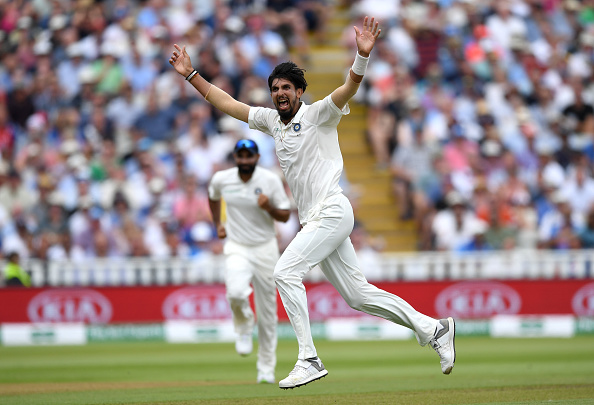 Ishant was absolutely magnificent in England | Getty