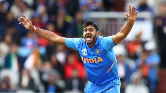 Vijay Shankar not in a hurry to make his India comeback