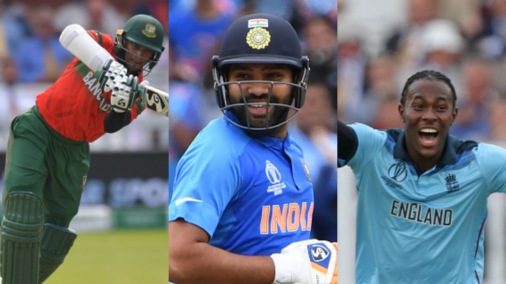 CWC 2019: Most Valuable Player from each team of the World Cup