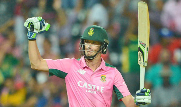 SA v IND 2018: Chris Morris confidence of South Africa performing on 'Pink Day'