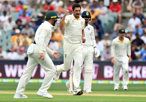 Starc hasn't hit his peak in the past 12 months   Getty Images