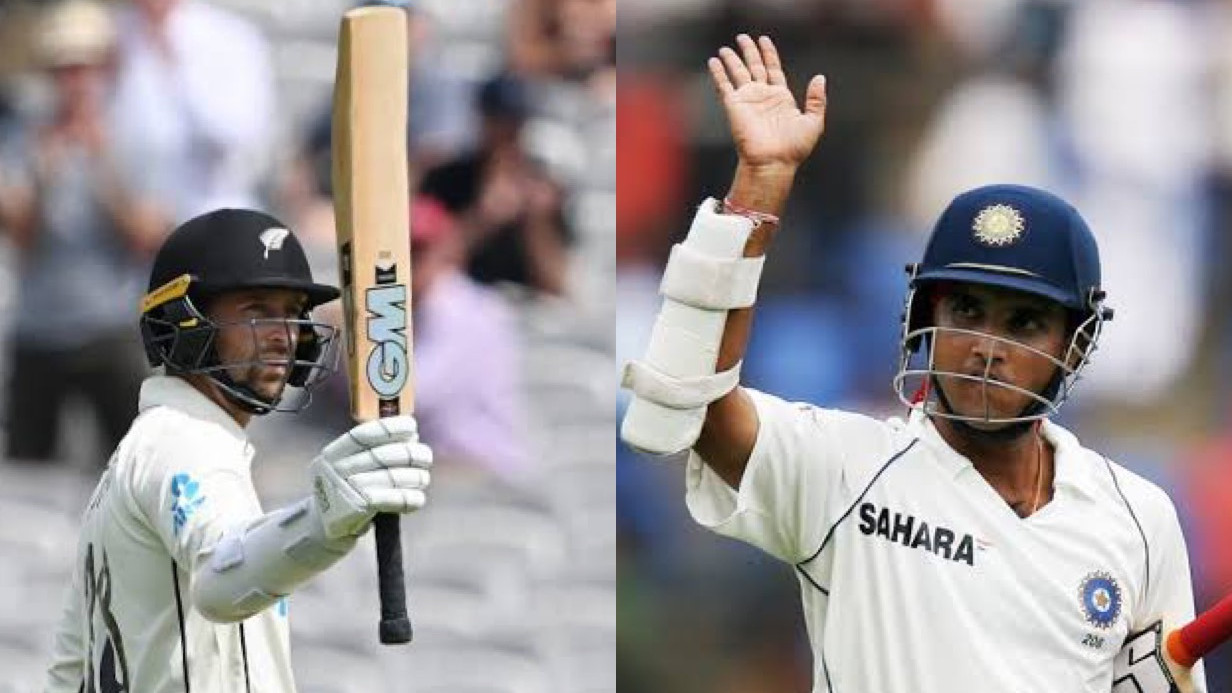 ENG v NZ 2021: Devon Conway breaks Sourav Ganguly's record for highest debut Test score at Lord's