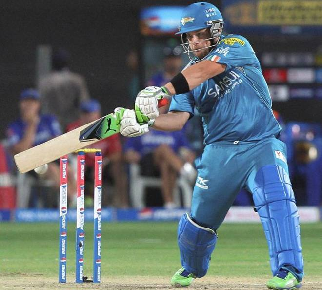 Aaron Finch has previously captained Pune Warriors team in IPL 2013
