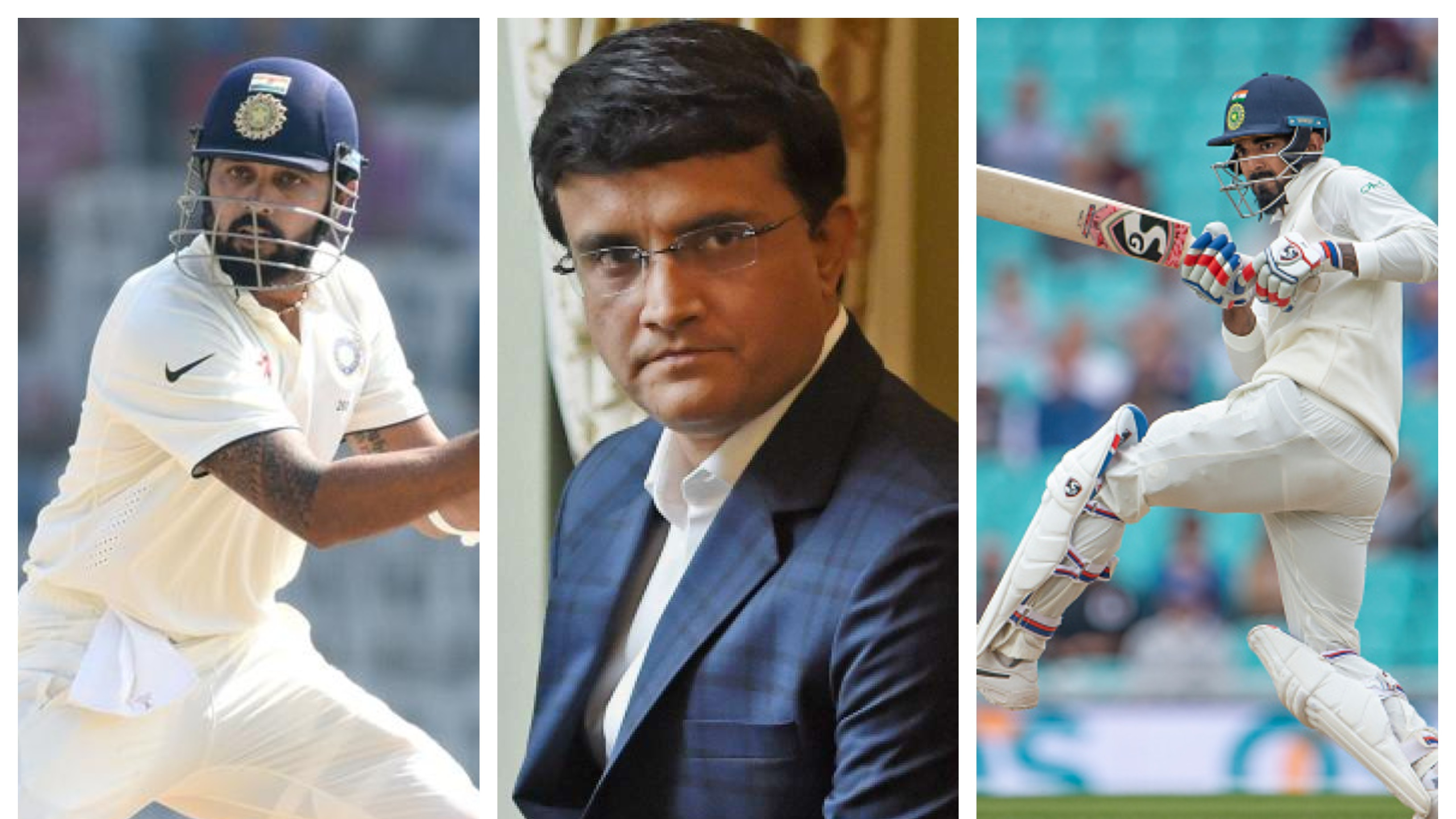 AUS v IND 2018-19: Ganguly critical of Indian openers' poor performance in Perth