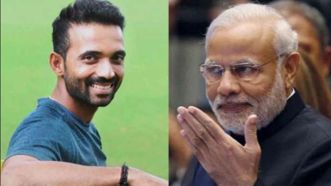 Narendra Modi praised Team India's kind gesture towards Afghanistan team in Mann ki Baat