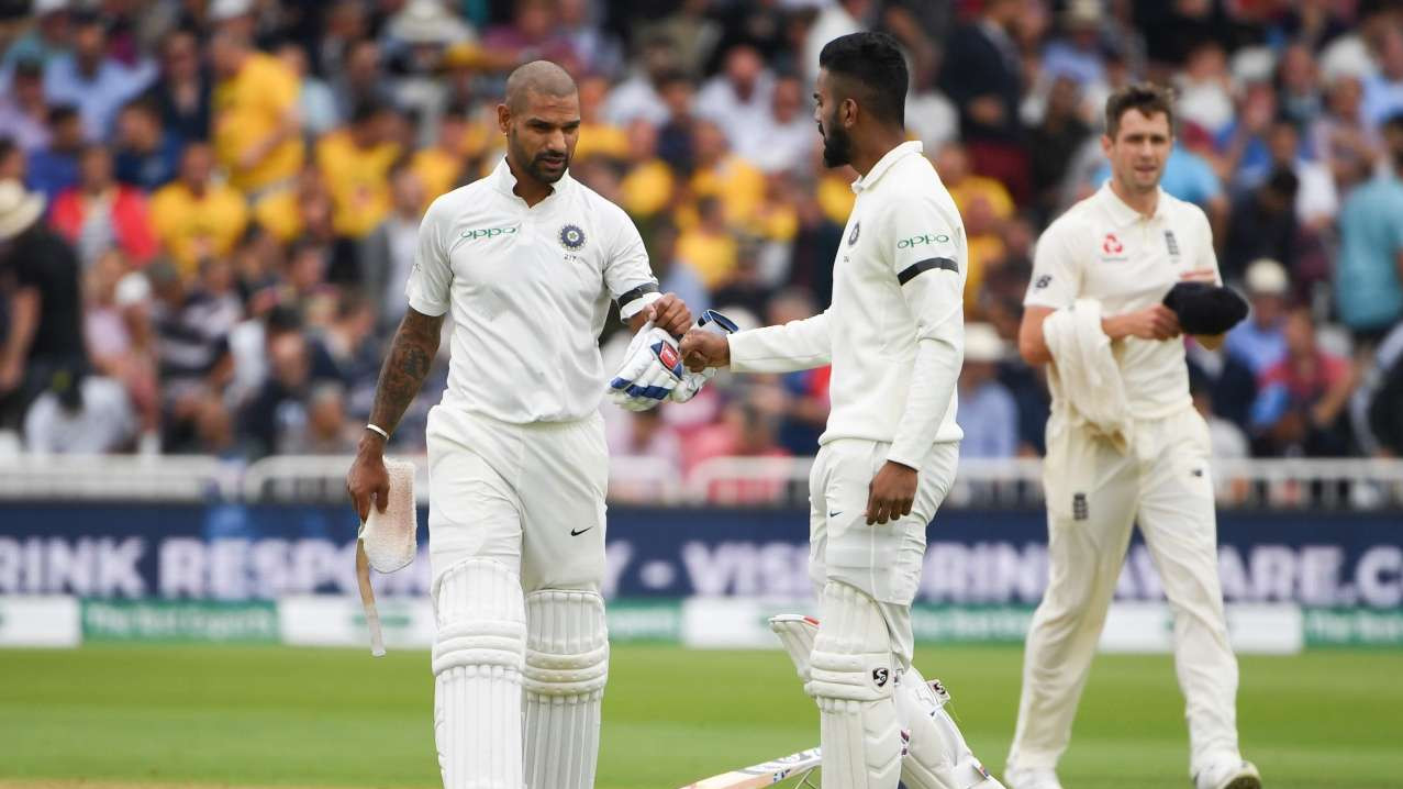 ENG vs IND 2018: Indian players sport black armbands at Trent Bridge as a mark of respect for late Ajit Wadekar