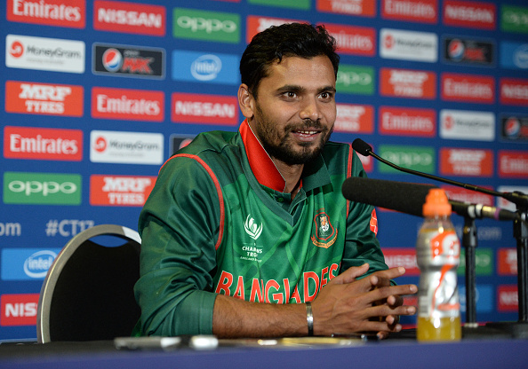 Mashrafe Mortaza | Getty Images