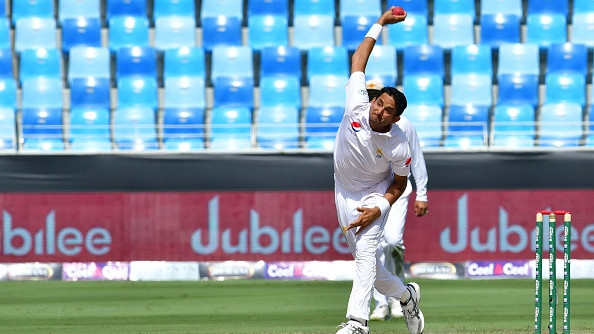 PAK v AUS 2018: Mohammad Abbas receives ultimate praise from the former England captain