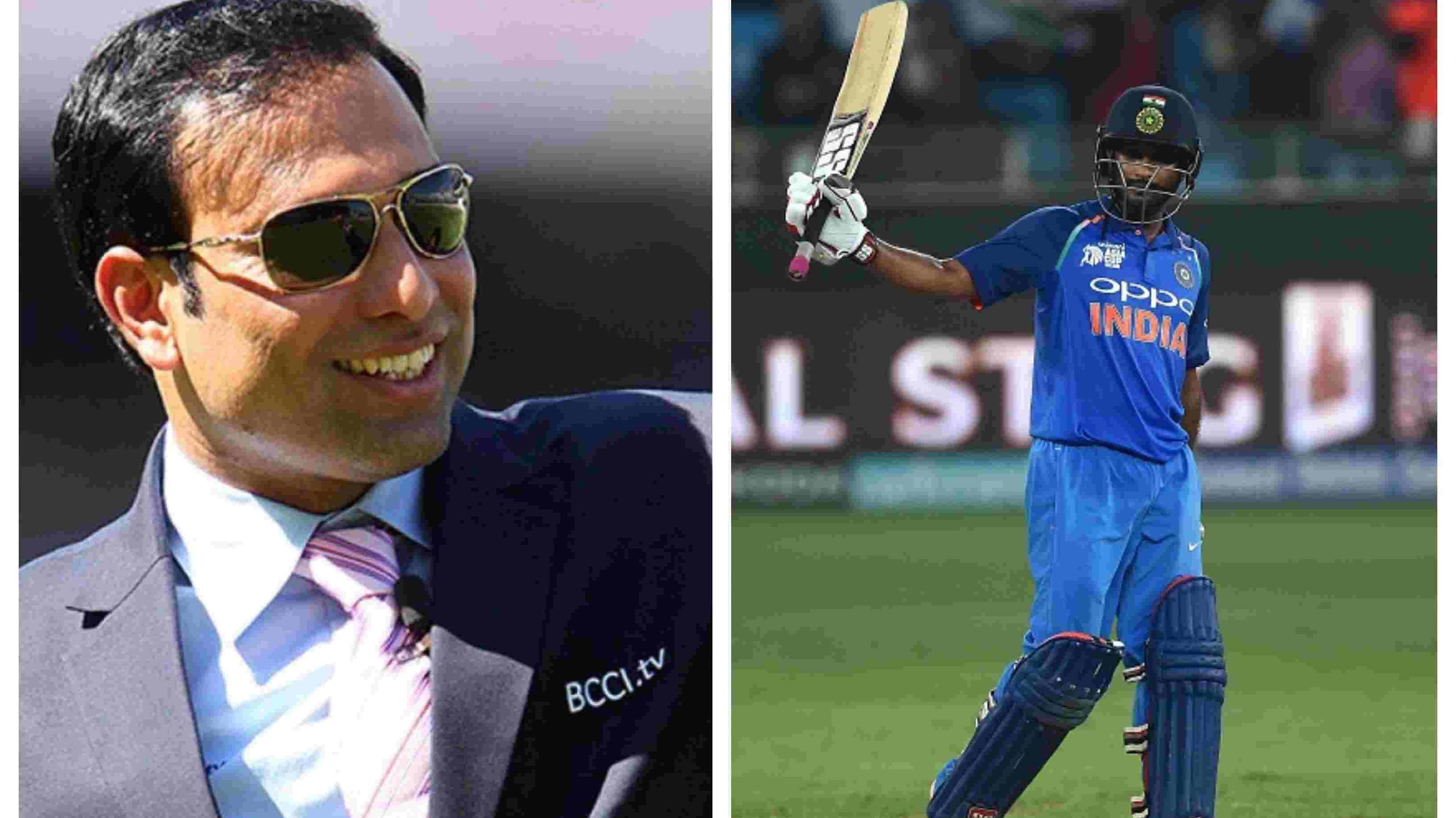 IND v WI 2018: Ambati Rayudu's consistency at No. 4 is the biggest gain from ODI series, says VVS Laxman