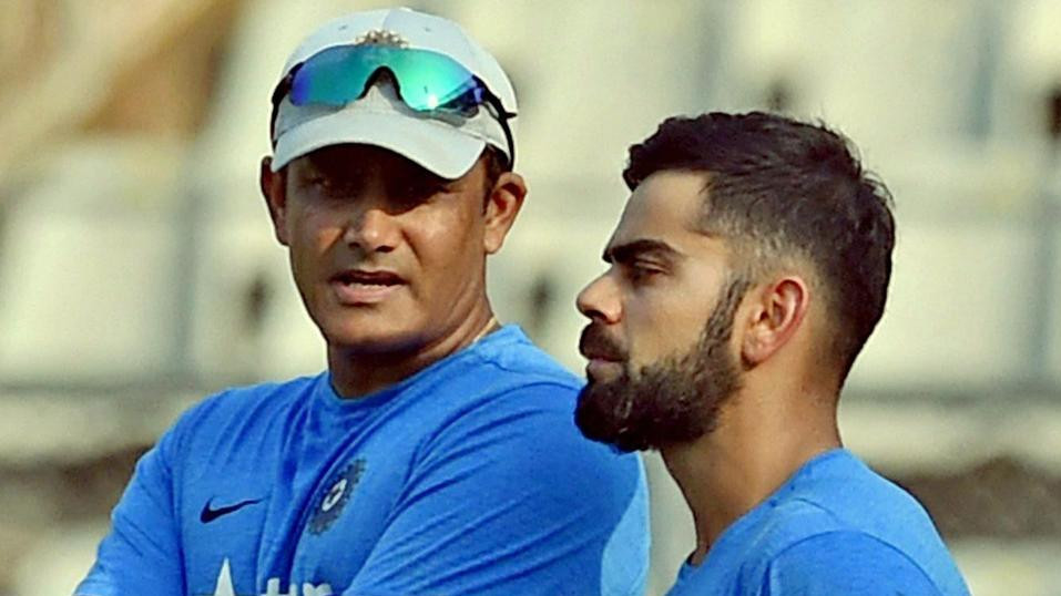 Leaked email suggests Virat Kohli was behind Anil Kumble's ouster as India's head coach