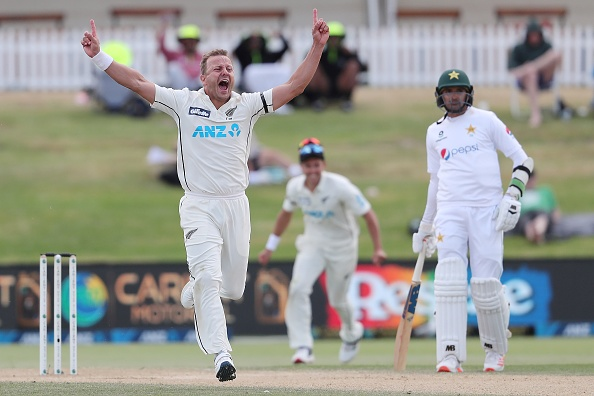 Neil Wagner returned with four wickets in the Boxing Day Test | Getty Images