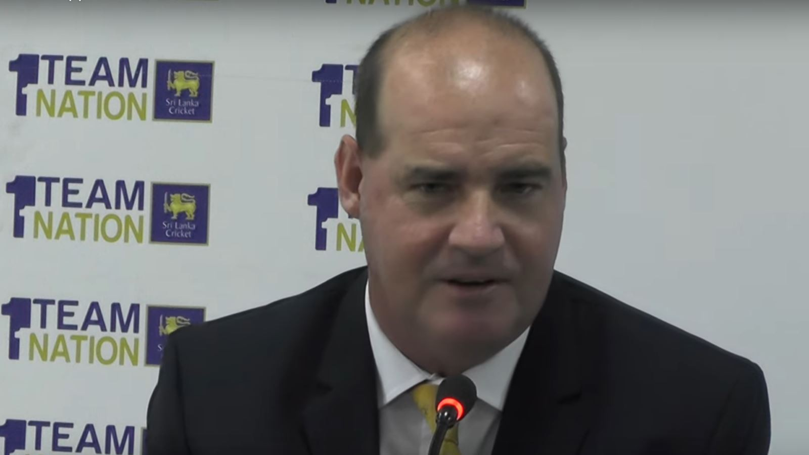 Sri Lanka cricket announces Mickey Arthur as their consultant head coach