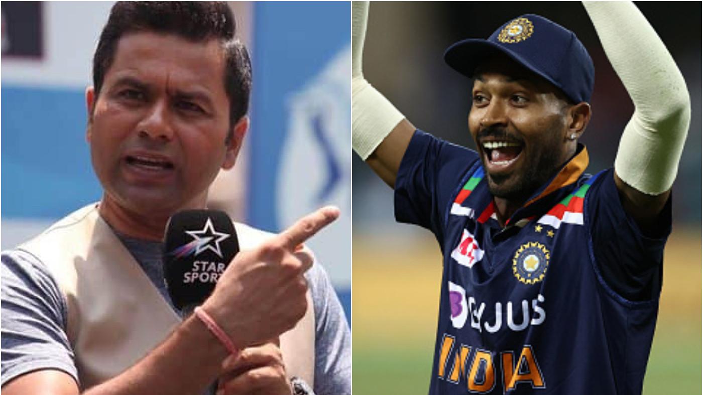 T20 World Cup 2021: Aakash Chopra names Hardik Pandya's replacement if he doesn't bowl
