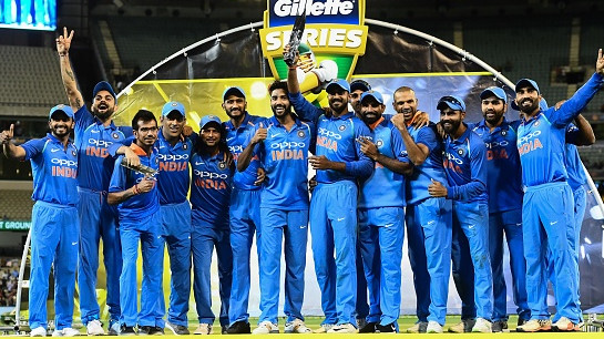 AUS v IND 2018-19: COC Players' Ratings for Team India for the Australia ODI series