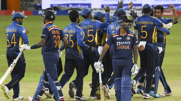 SL v IND 2021: Dasun Shanaka praises his bowlers' efforts for restricting India on 225 in 3rd ODI