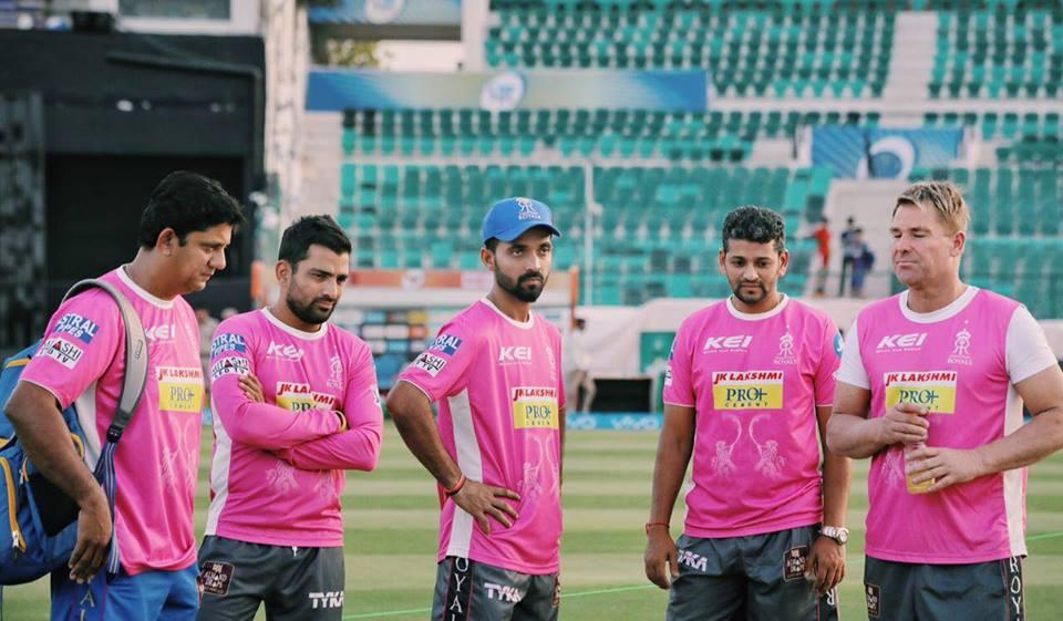 राजस्थान रॉयल्स |