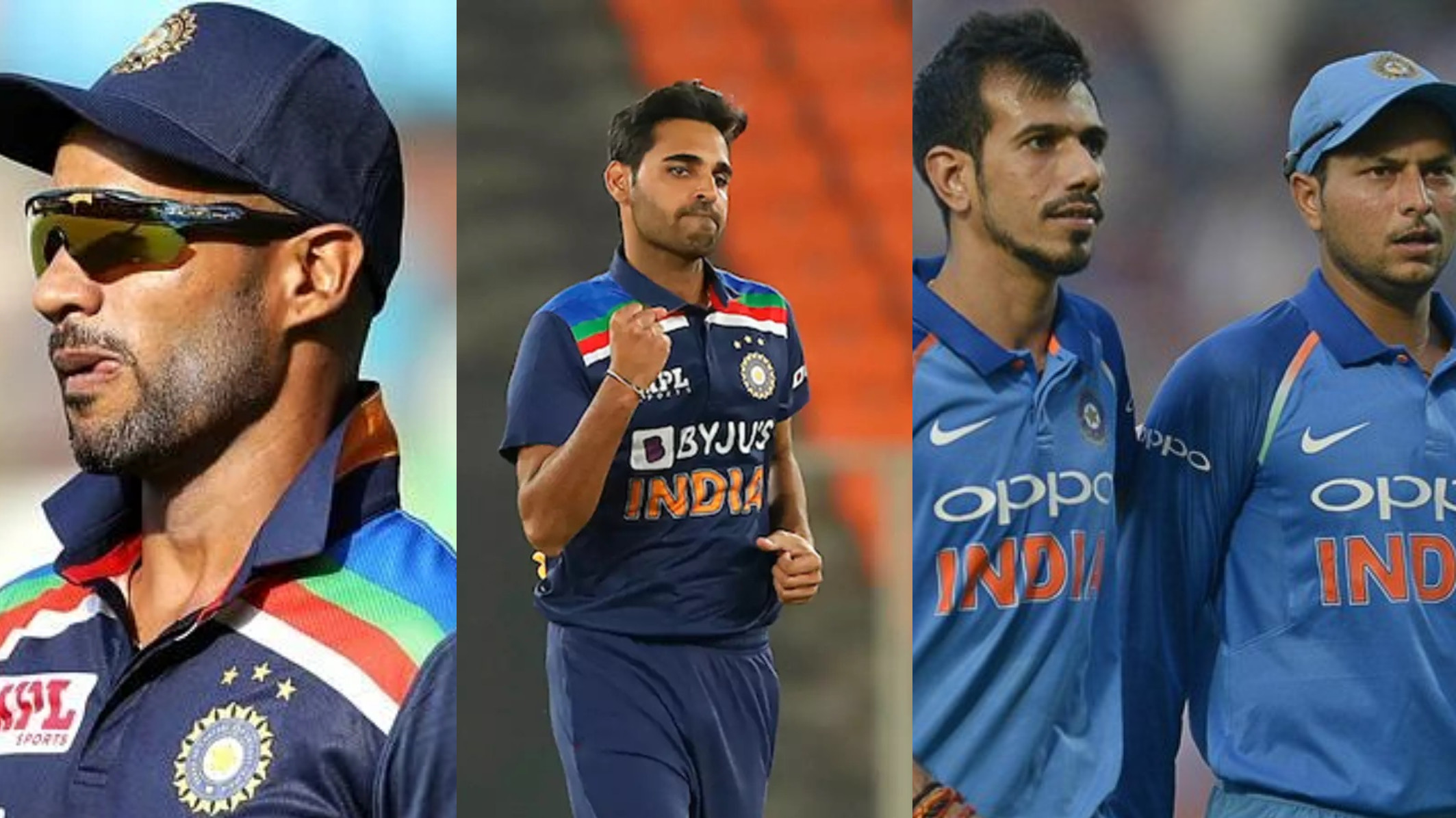 SL v IND 2021: COC Predicted Team India Playing XI for ODI series against Sri Lanka