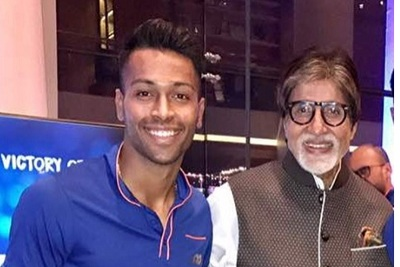 Sanjay Manjrekar compares Hardik Pandya with Amitabh Bachchan