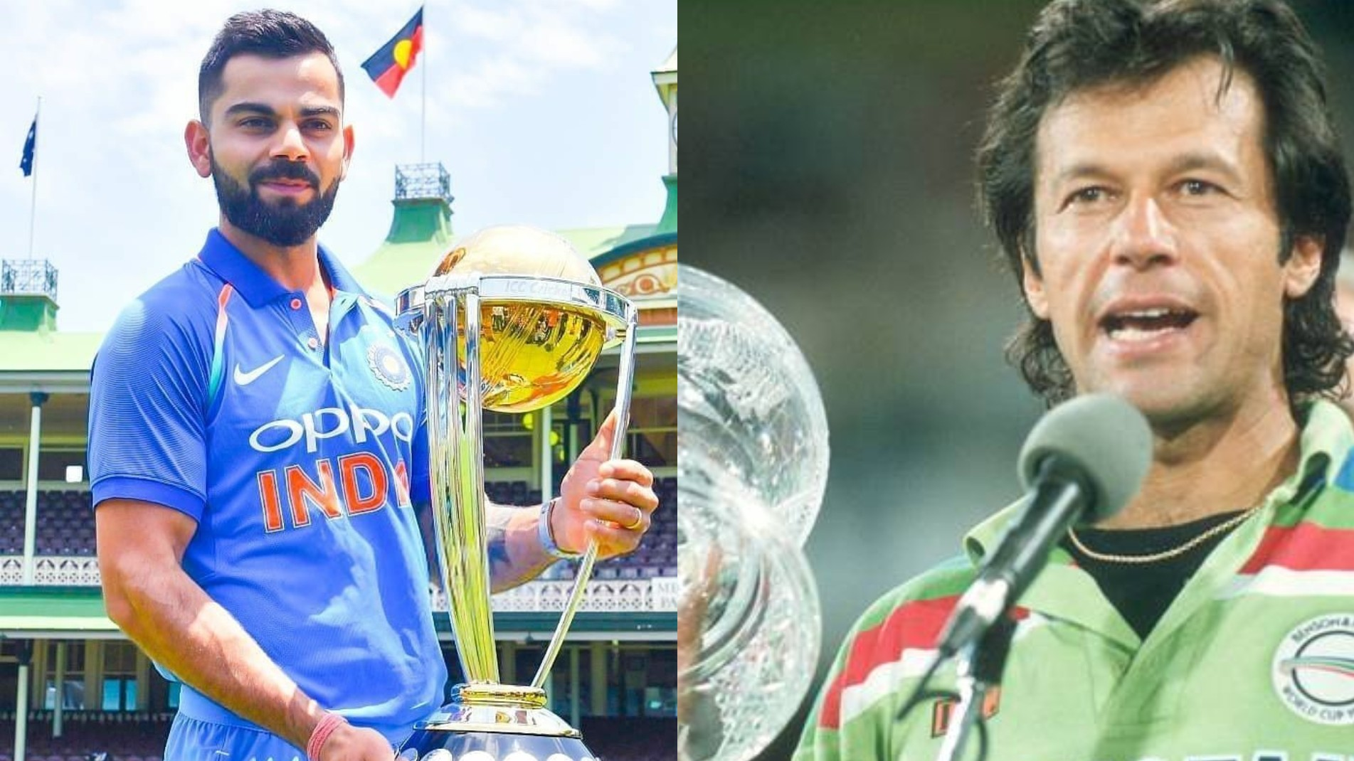Imran Khan beats Virat Kohli in ICC's poll of captains whose game rose with leadership