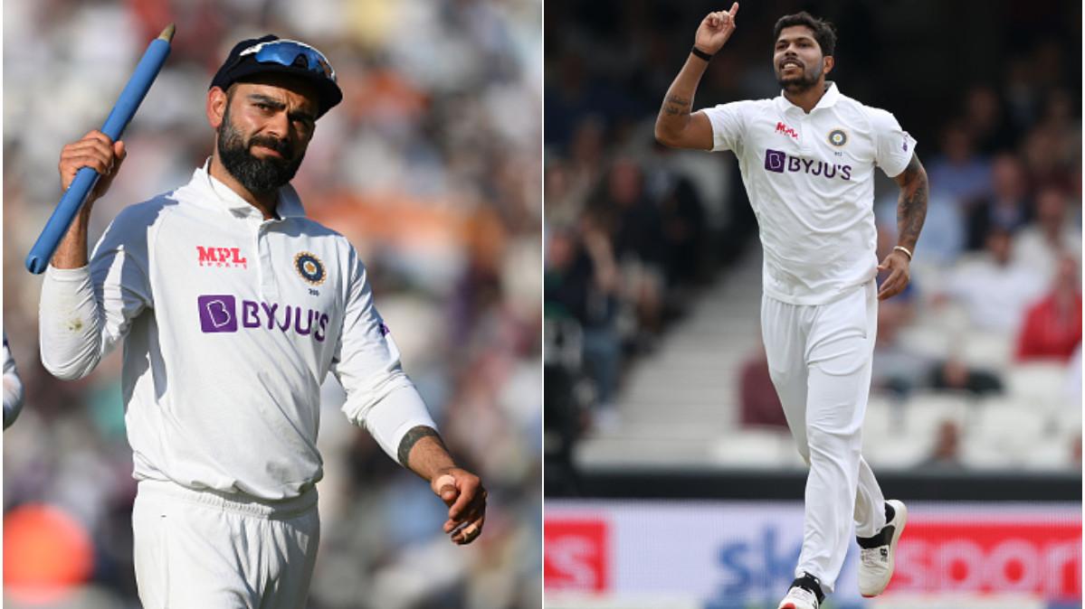 ENG v IND 2021: Umesh Yadav reveals what Virat Kohli told him ahead of 4th Test at Oval