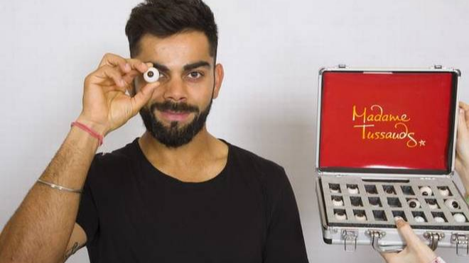 Virat Kohli to be honoured with wax statue at Madame Tussauds