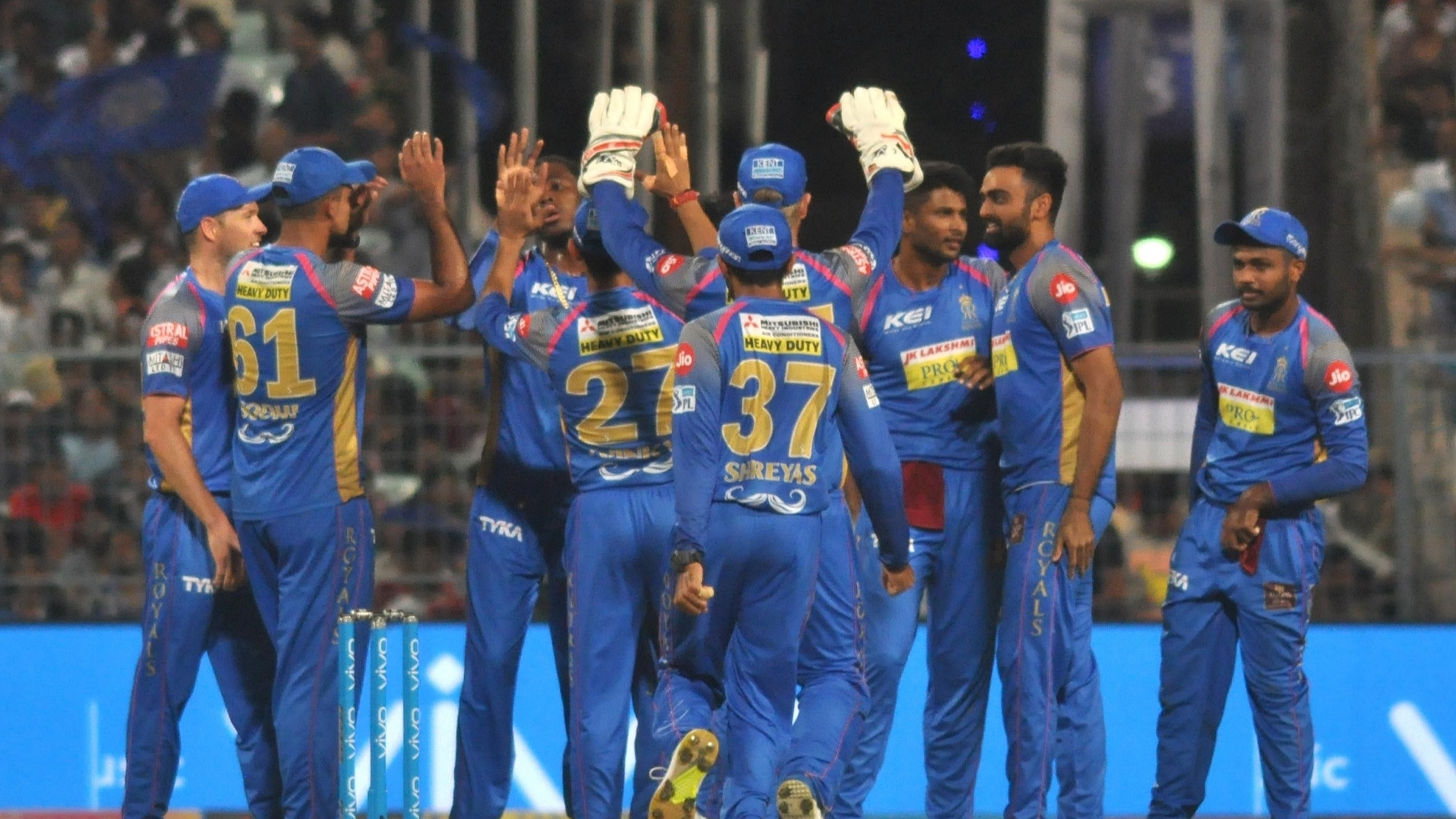 IPL 2018 : Rajasthan Royals (RR) - Statistical Review for IPL 11