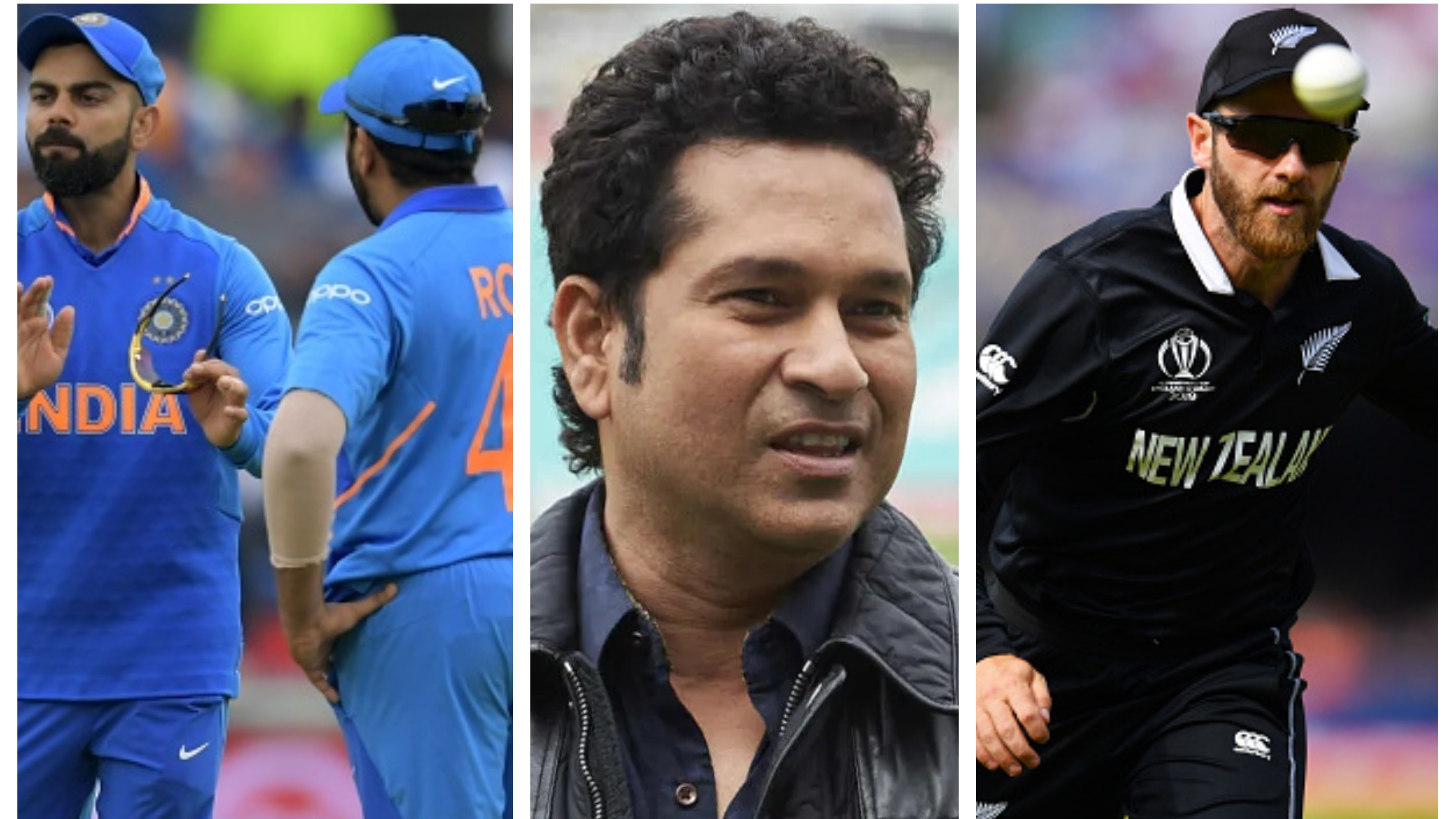 CWC 2019: Sachin Tendulkar names his best XI of this World Cup; picks five Indians in the side