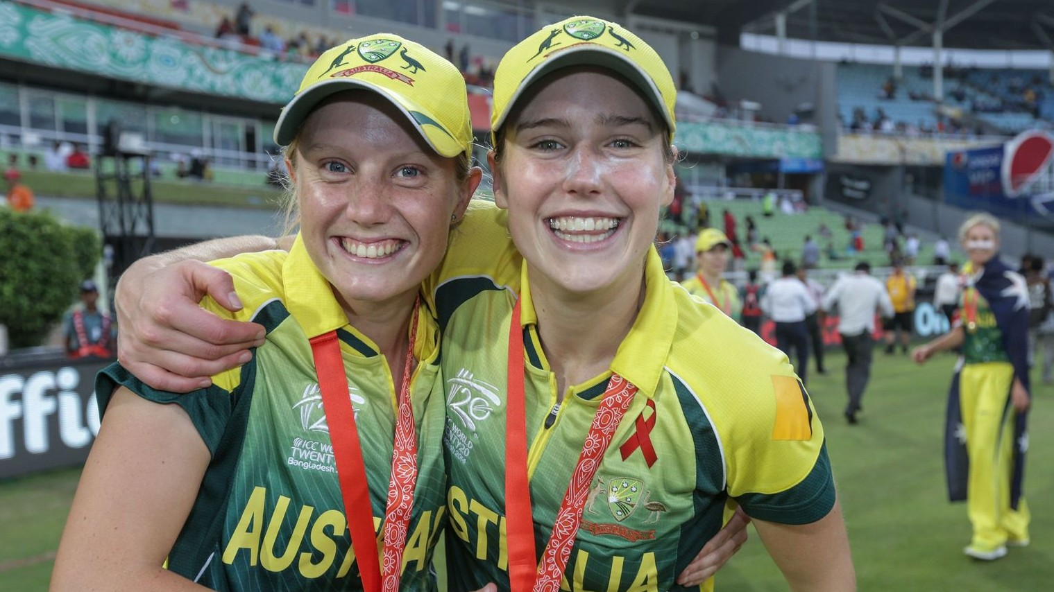 Ellyse Perry and Alyssa Healy move up in ICC WODI rankings after performances against West Indies